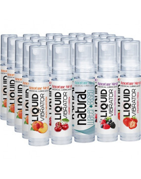 Liquid Vibrator Peach 10ml