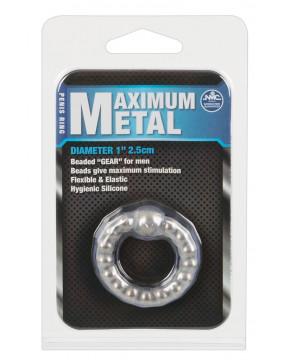 Maximum Metal Ring