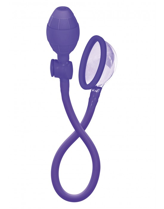 MINI CLITORAL PUMP PURPLE