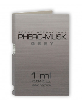 Feromony-PHERO-MUSK GREY 1ml.
