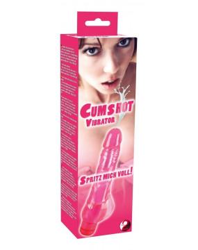 Cumshot Vibrator