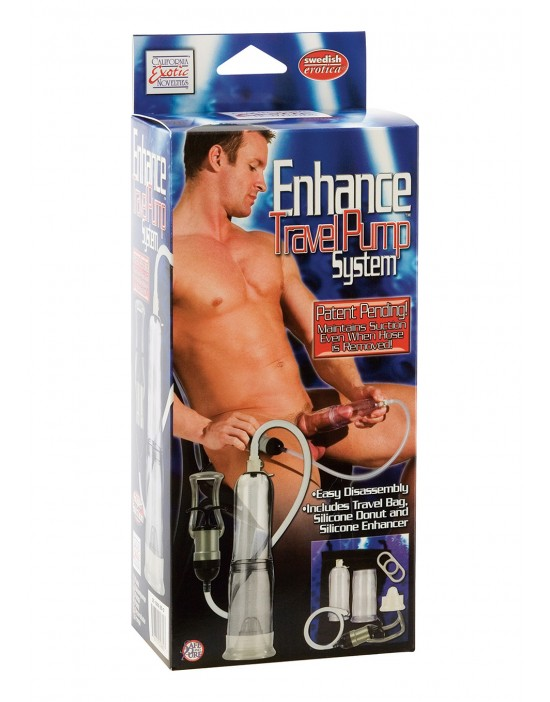 ENHANCE TRAVEL PUMP SYSTEM