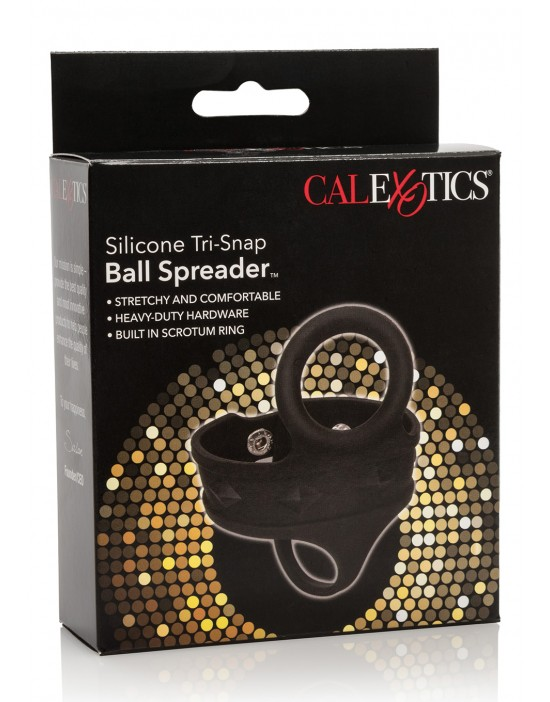 TRI-SNAP BALL SPREADER BLACK
