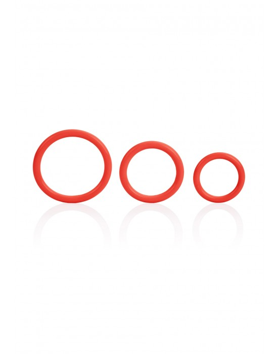 TRI-RINGS RED