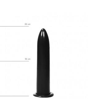 Dildo All Black 20 cm