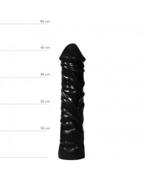 Dildo All Black 33 cm