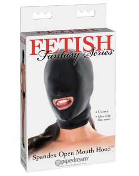 FFS Spandex Open Mouth Hood