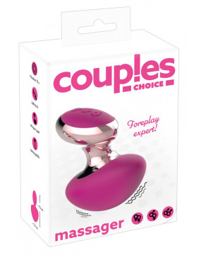 Couples Choice Massager