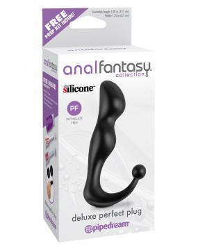 Plug-DELUXE PERFECT PLUG BLACK