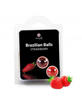 SET 2 BRAZILIAN BALLS...