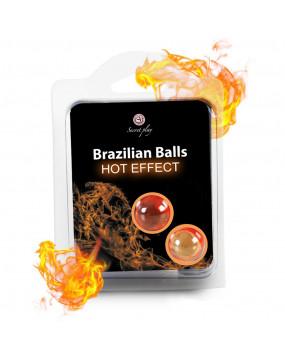 SET 2 BRAZILIAN BALLS HOT...