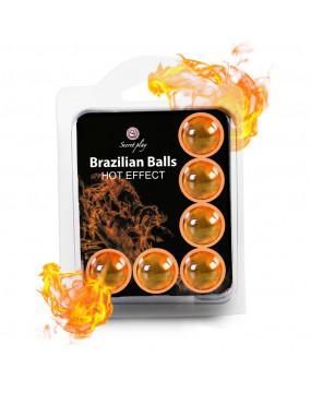 SET 6 BRAZILIAN BALLS HOT...