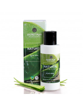 NATURAL LUBRICANT - ALOE...