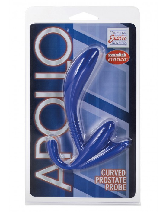 APOLLO CURVED PROBE BLUE