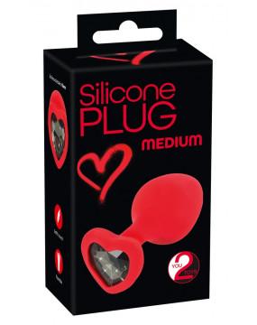 Silicone Plug medium