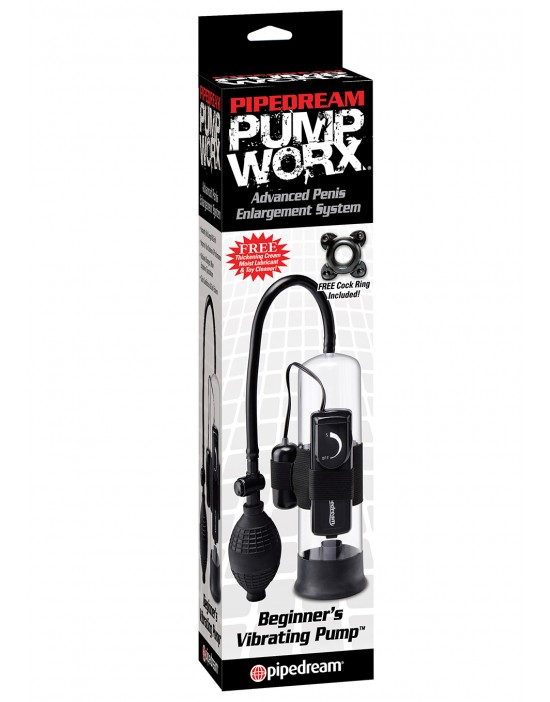PW BEGINNERS VIBRATING PUMP