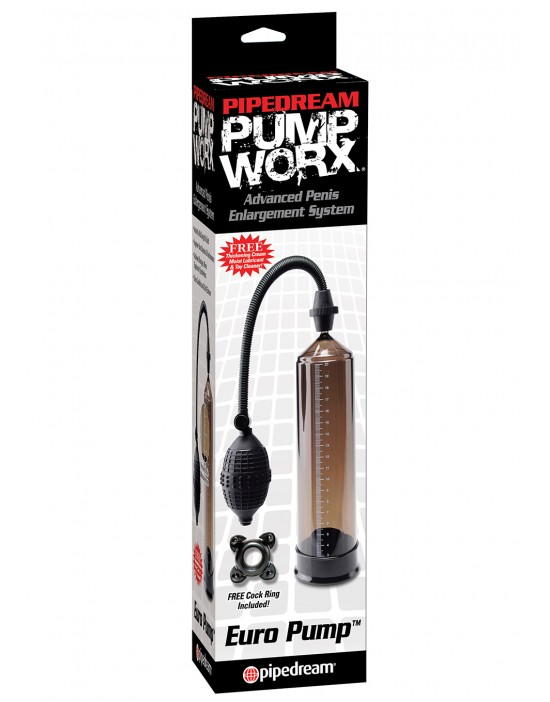 PW EURO PUMP BLACK