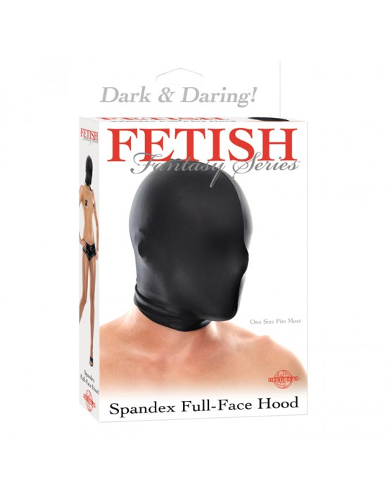 FF SPANDEX FULL FACE HOOD...
