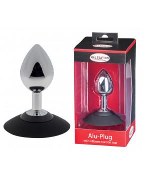 MALESATION Alu-Plug with...