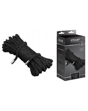STEAMY SHADES Black Rope