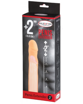 "MALESATION Penis Extender 2"""