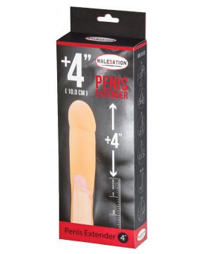 "MALESATION Penis Extender 4"""