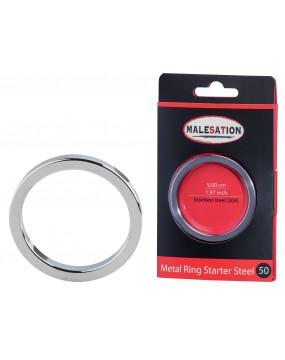 MALESATION Metal Ring...