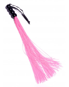 """Silicone Whip Pink 14"""" -..."""