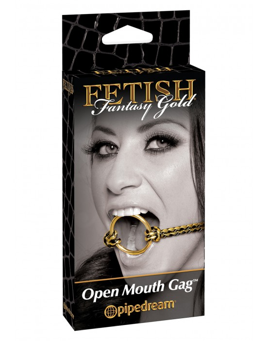 FF GOLD OPEN MOUTH GAG