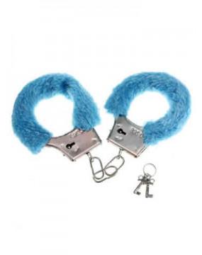 Kajdanki - Love Cuffs Blue...
