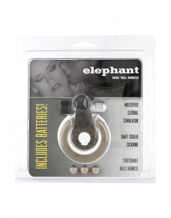 COCK&BALL RING ELEPHANT...