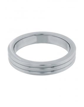 Pierścień-COCKRING RIBBED 45MM