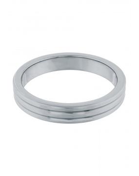 Pierścień-COCKRING RIBBED 50MM