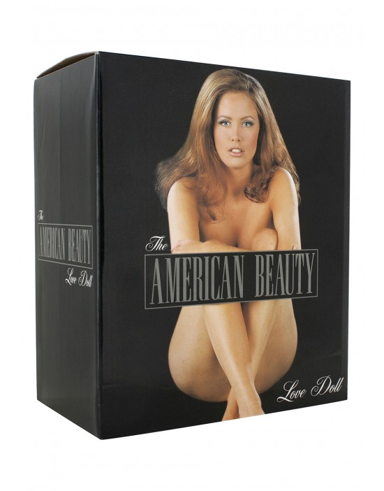 AMERICAN BEAUTY VIBRATING DOLL