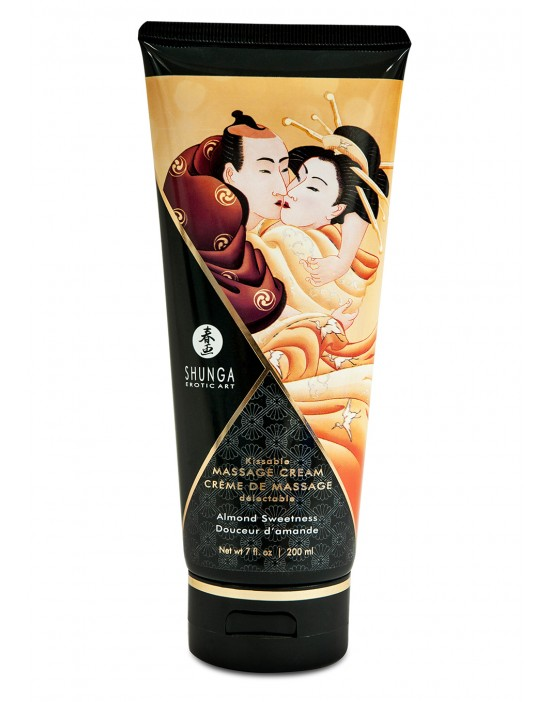 MASSAGE CREAM ALMOND 200 ML