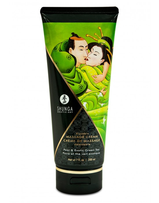 MASSAGE CREAM PEAR&GREEN...
