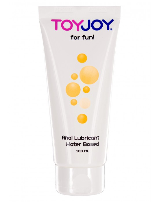 TOYJOY ANAL LUBE WATERBASED...