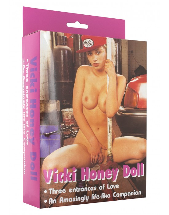 VICKY HONEY DOLL