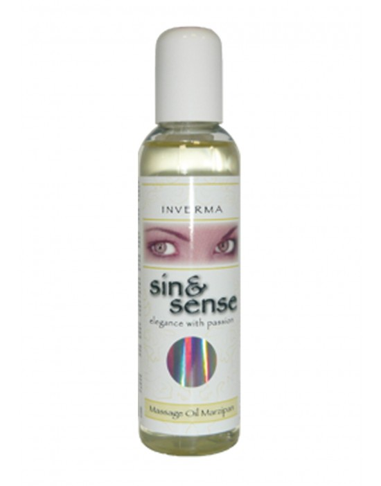 Sin&sense Massage Oil...