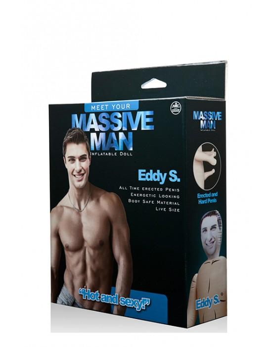 MASSIVE MAN EDDY S. LOVE DOLL