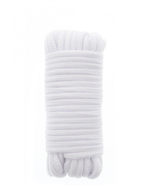 BONDX LOVE ROPE 10M WHITE