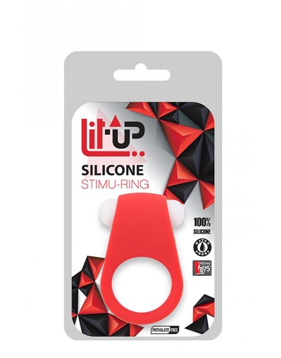LIT-UP SILICONE STIMU RING...
