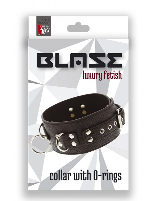 BLAZE COLLAR WITH O-RINGS