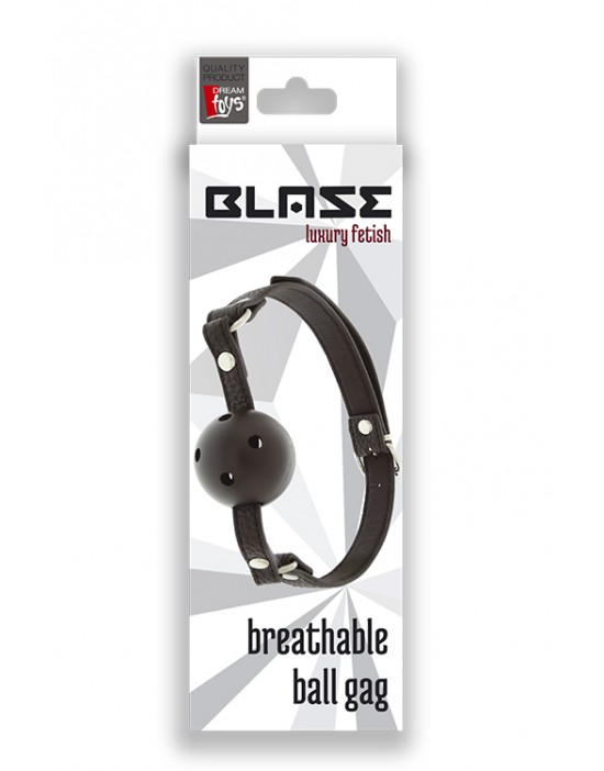 BLAZE BREATHABLE BALL GAG