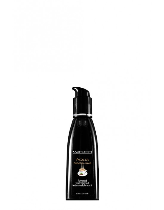 WICKED AQUA MOCHA JAVA 60ML