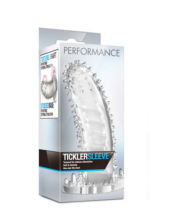 PERFORMANCE TICKLER SLEEVE...