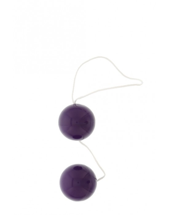 VIBRATONE DUO BALLS PURPLE...