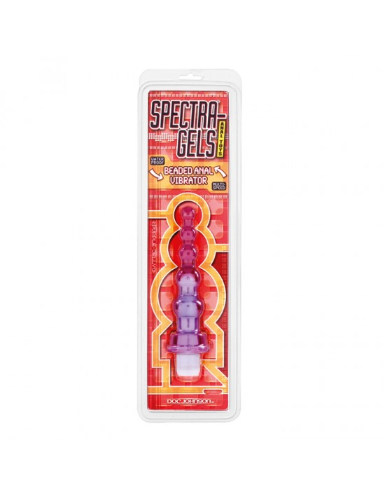 SPECTRAGELS BEADED ANAL...