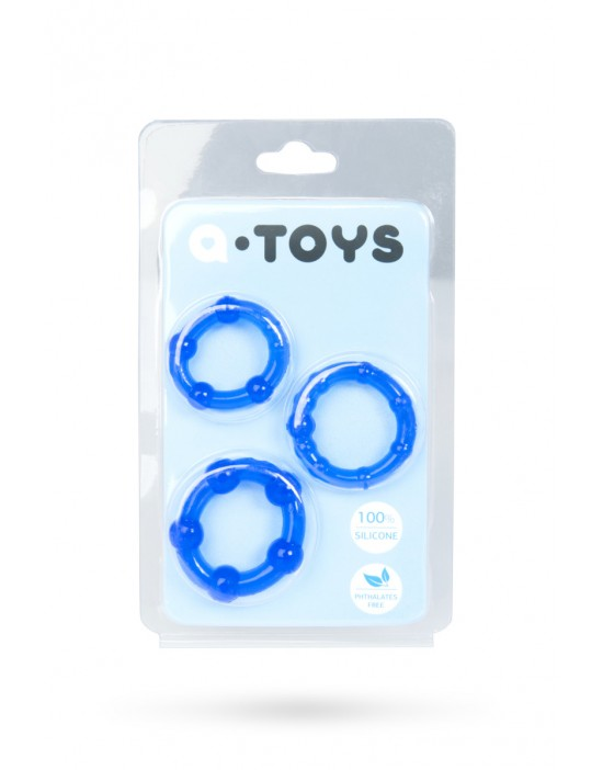 A-TOYS 769004-6 Cockrings...