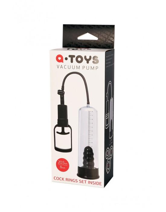 A-TOYS 769008 Vacuum penis...